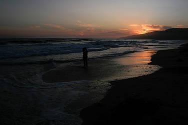Zuma sunset by blueseas