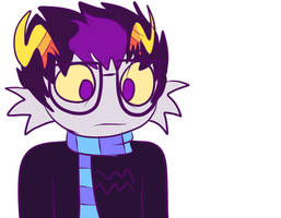 Oh Look Its Eridan Again by MochaTheDog