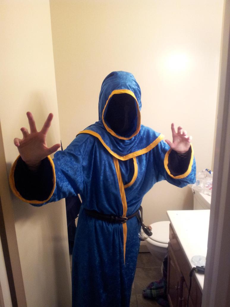 blue wizard by mochathedog on deviantart