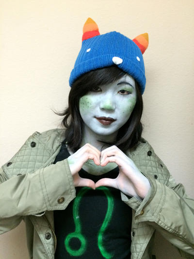 nepeta leijon cosplay by dragonfang17 on deviantart