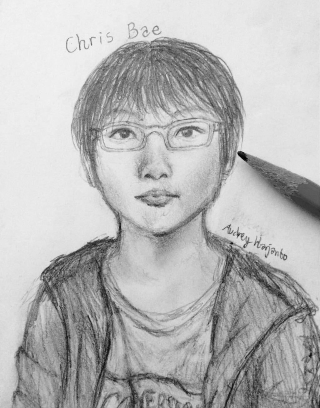 Chris Bae by DragonFang17