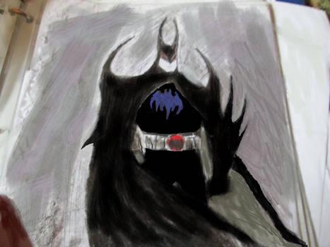 Bat    Drawing 2 By Vampyrnecromancer-d8aadi3