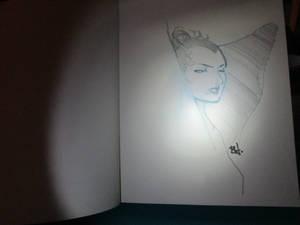 Ben Harvey Artwork Princess Lily