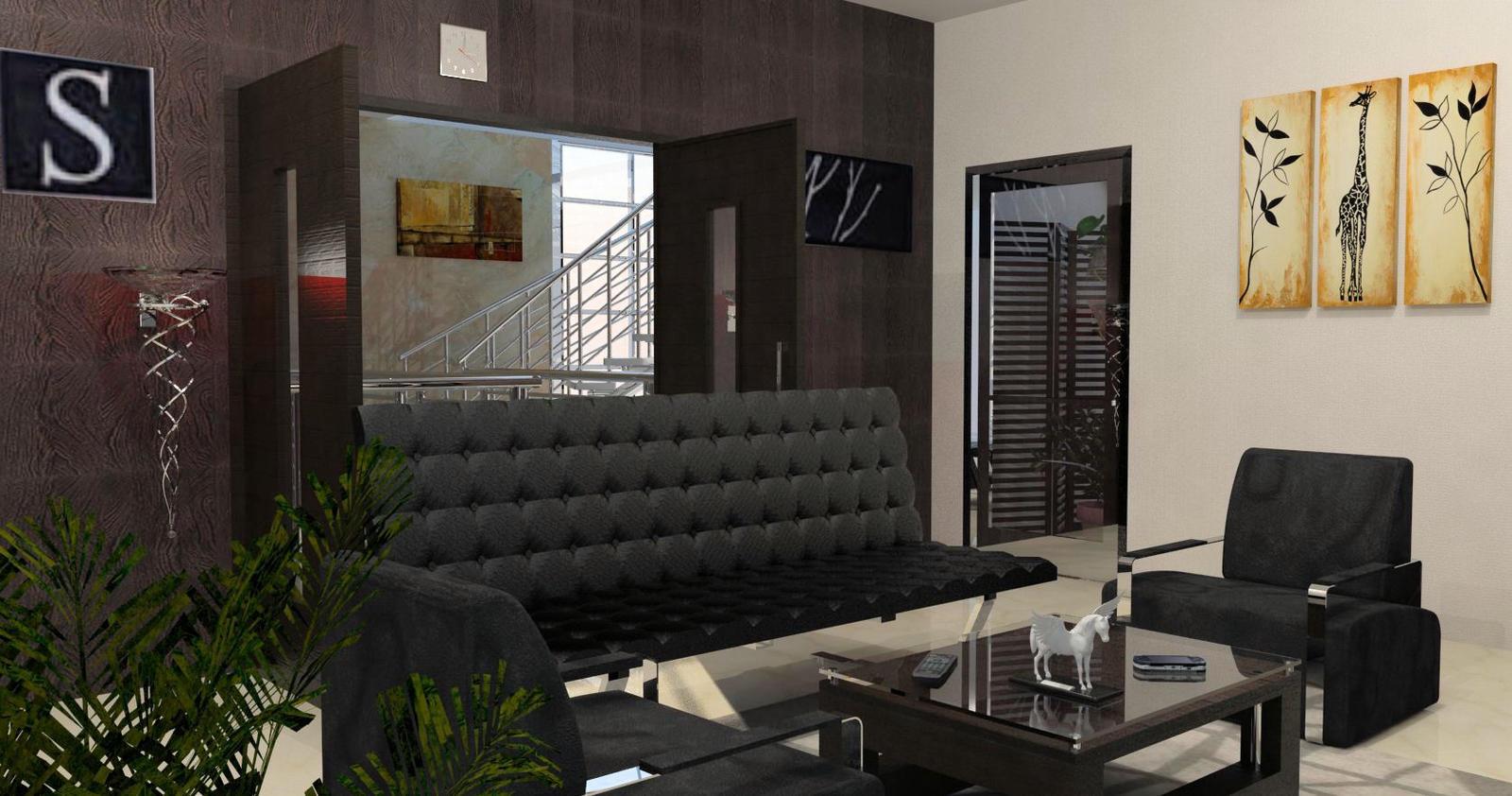 Terrazas marinas living room by l aprilwar l on deviantart for Terrazas living