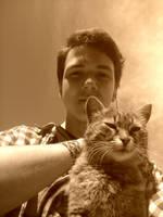 Zergins Lime-Sun Chief Cat