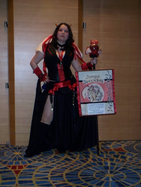 Succubus Costume2 By LadiMischief