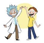 Tiny Rick And Morty