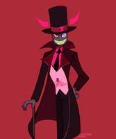 Black Hat - Villainous by MushroomMoon