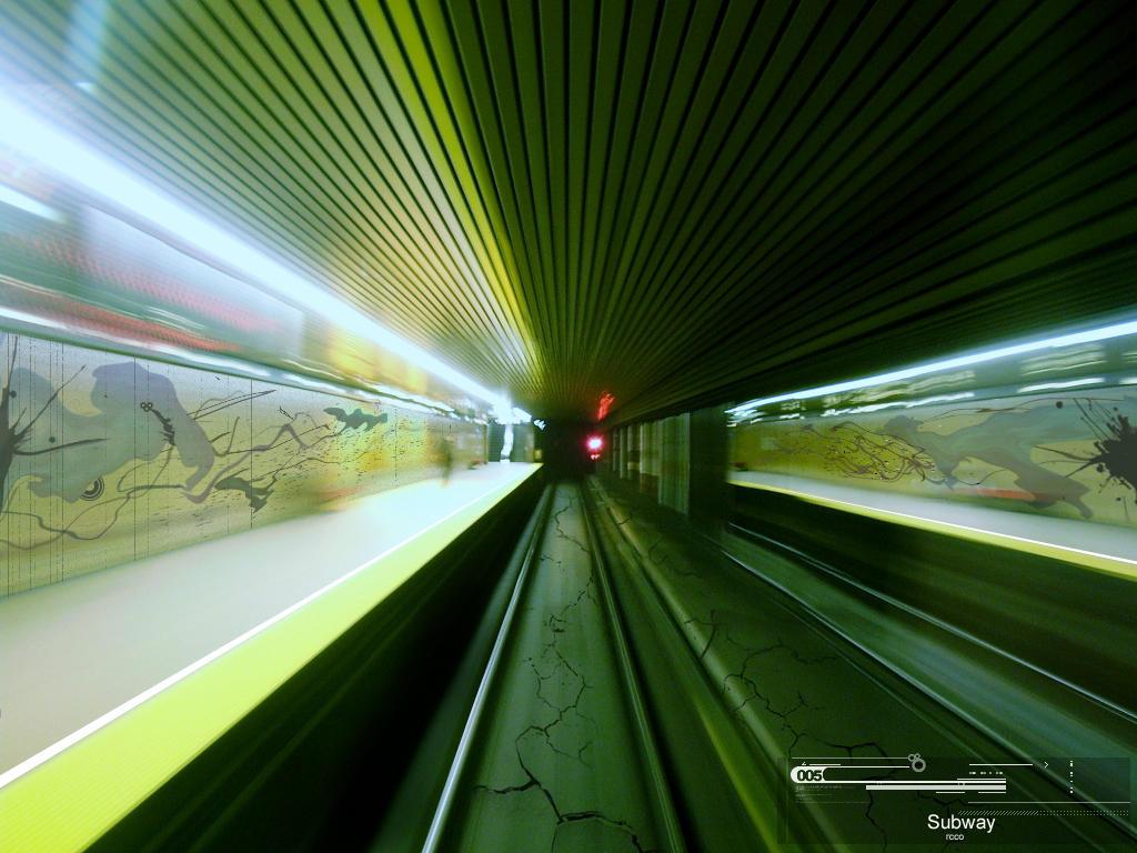 Subway by rcco