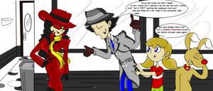 Gadget meets Sandiego