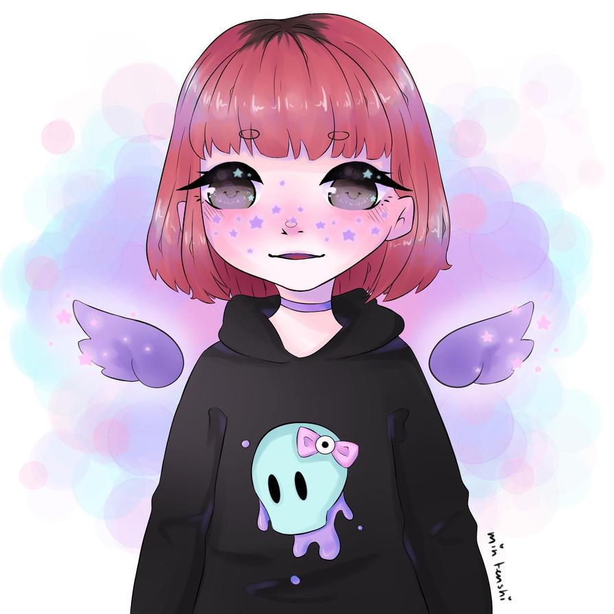 Me by MinTenshi