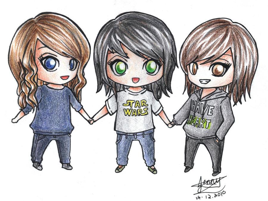 Best Friends by jelli-chan on DeviantArt