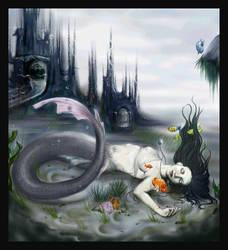 earcalen elen by skeletonfishpunk