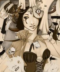 .mysterium.tremendum. by skeletonfishpunk