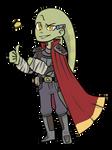 Star Wars RPG Character: Dex Myk