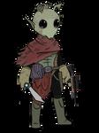 Star Wars RPG Character: Gaskin Gra