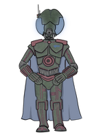 Star Wars RPG Character: LOM-1 by Keilanify