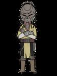 Star Wars RPG Character: Nilim Taa
