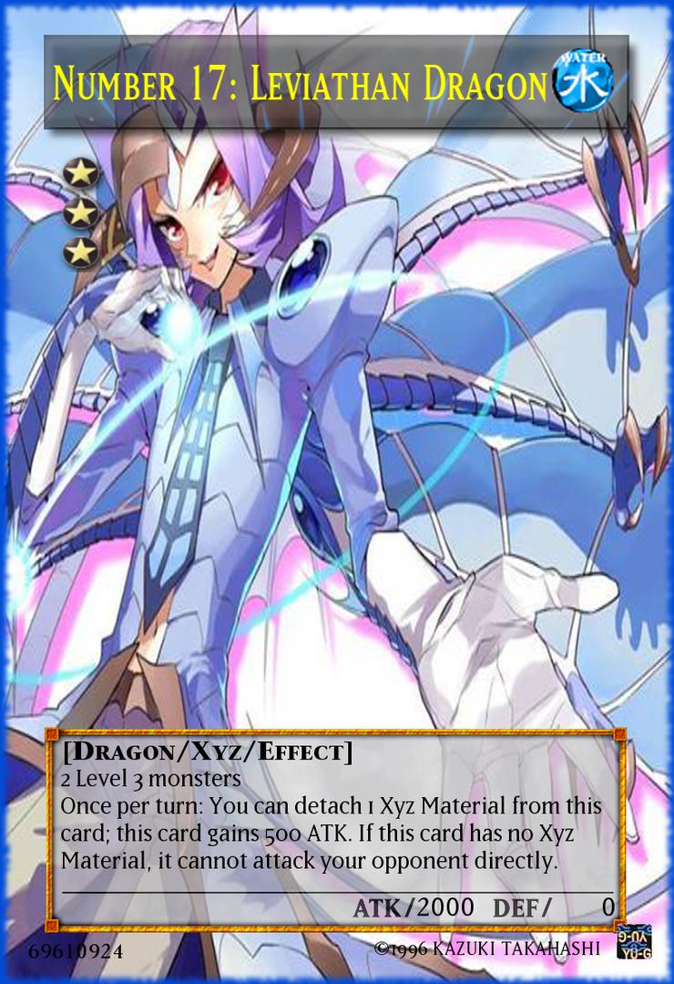 Number 17: Leviathan Dragon by SorA-Ex on DeviantArt