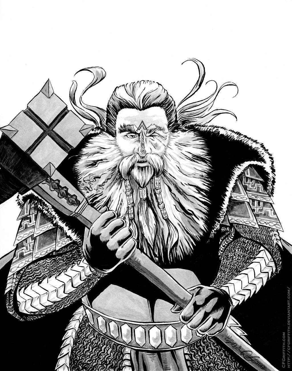 Thrain, son of Thror