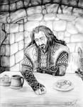 Thorin in Bree