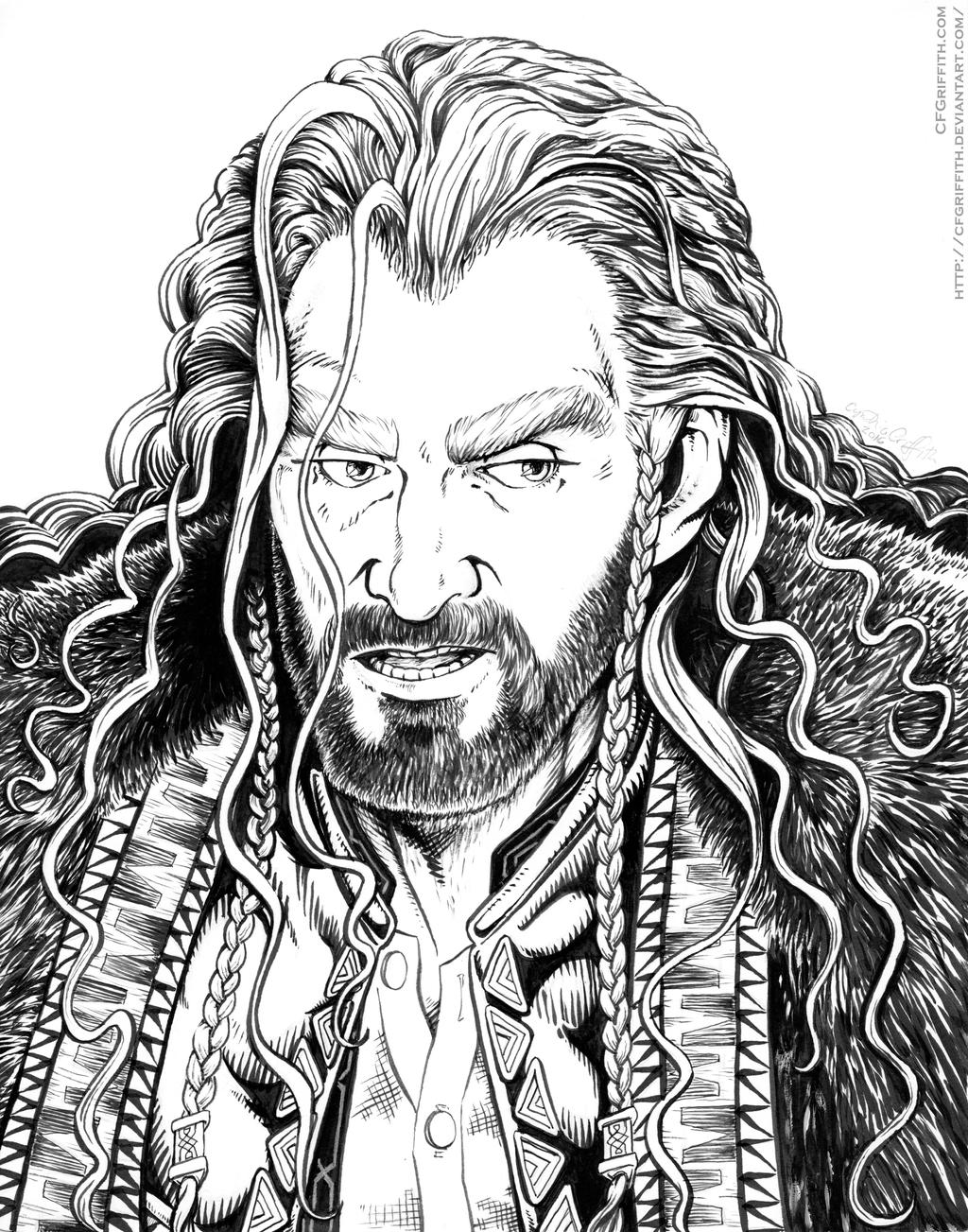 Thorin Ink Test by cfgriffith
