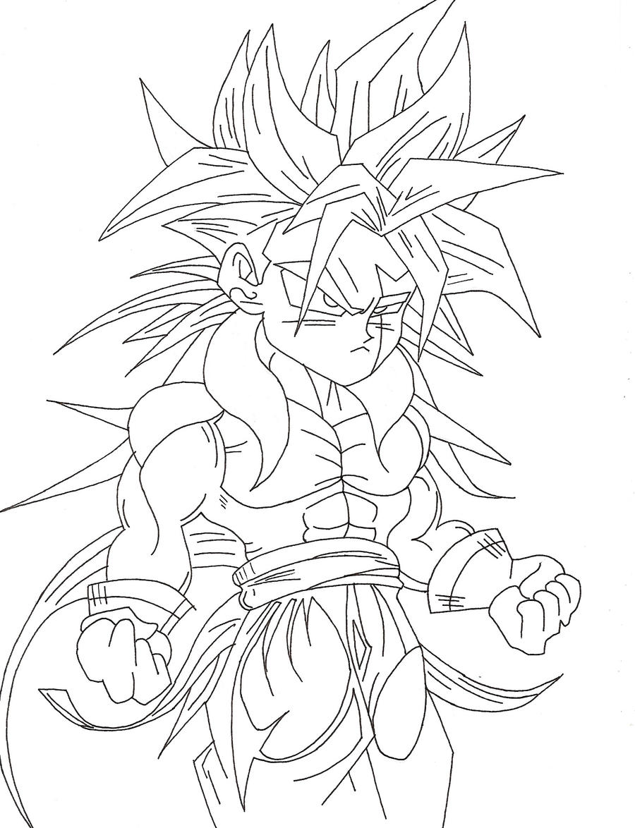 super saiyan gohan coloring pages contegri com