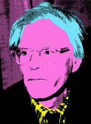 Pink Warhol