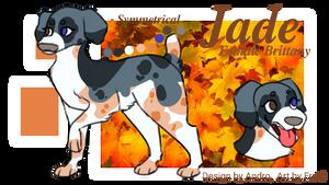 (Commission) Jade Ref!