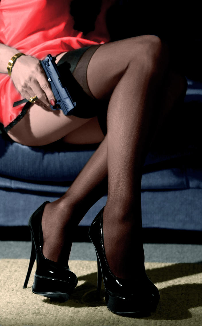 Killer Legs by lesleigh525