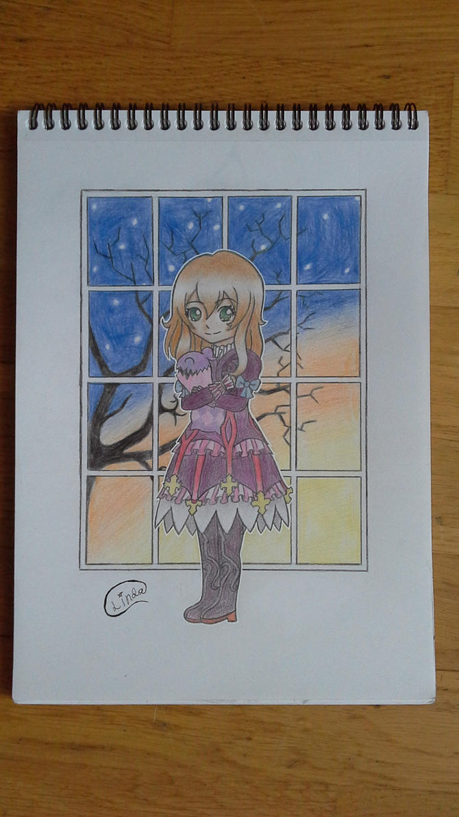 Tales of Xillia: Elize by Time2Fantasize