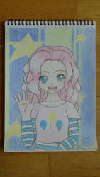 My little ponny: Pinkie pie (human) by Time2Fantasize