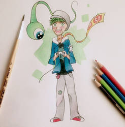 Jacksepticeye by Time2Fantasize