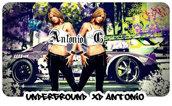 NFS Underground Lovers