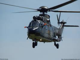 AS.332 Super Puma by FAFLV-Yosuke