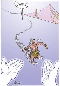 Steph is Conan