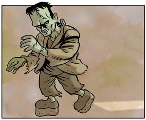 Green Frankenstein