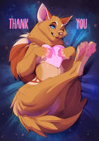 Thanks! by kyander