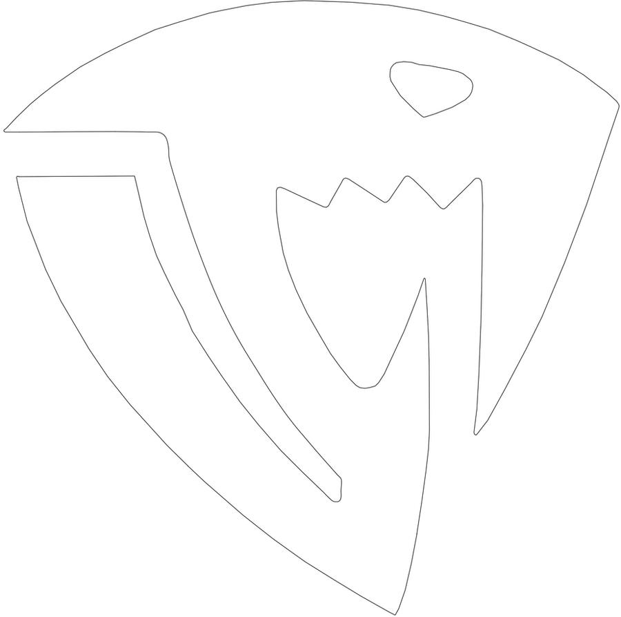 D Line Drawings Ikea : Sabertooth logo by satriobp on deviantart