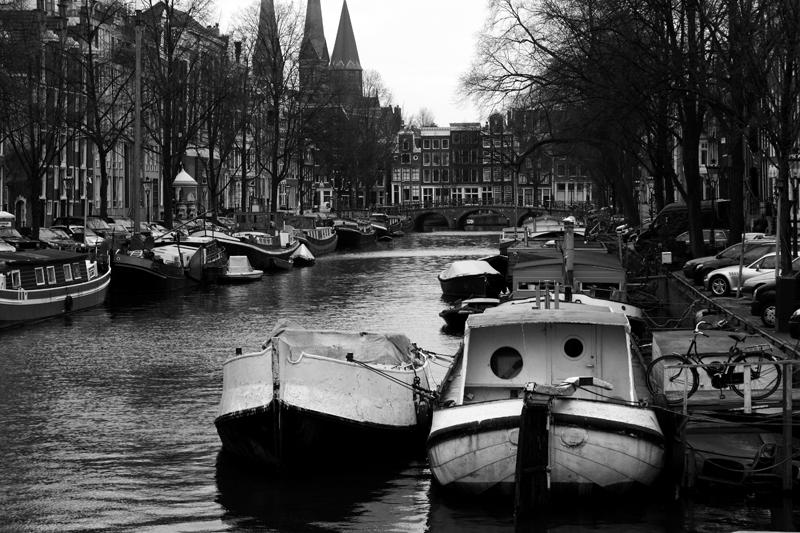Amsterdam VII by MadameOreille