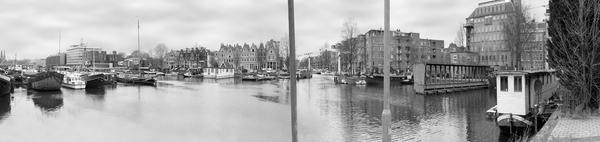 Amsterdam XV by MadameOreille