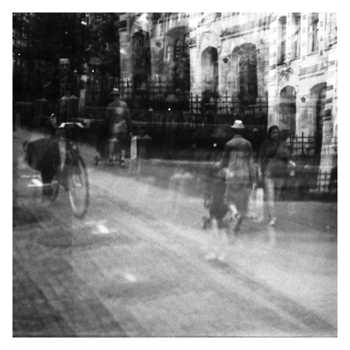 Ghost Walk II by PoLazarus2