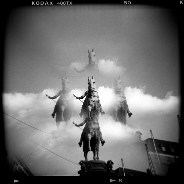 The Four Horsemen by PoLazarus2