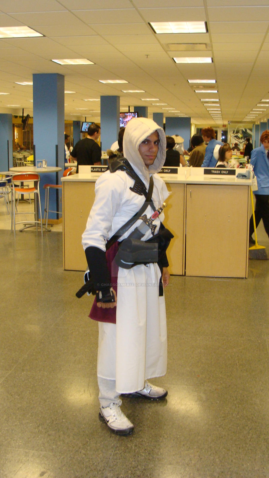 Assassins Creed Altair Cosplay by Chaosgamer137
