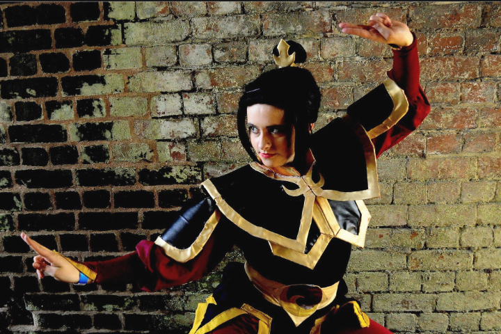 Me as azula #2 by Drawings-of-a-madman