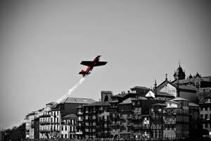 Redbull Air Race by aengys
