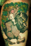 Where the wild things are by thesumitattoo