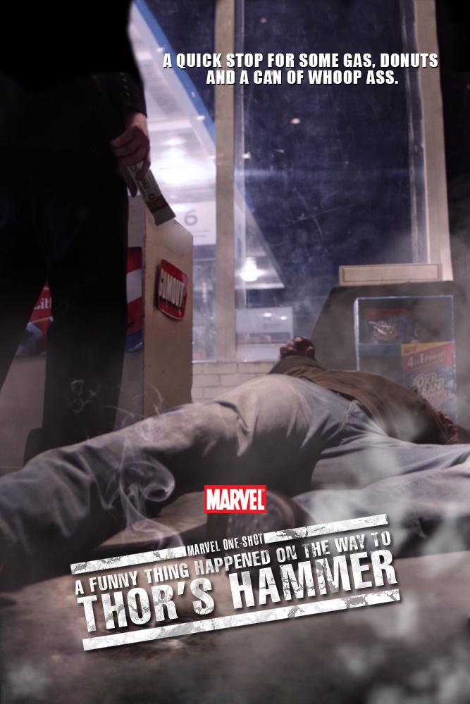 «Короткометражка Marvel: Образец 47» — 2012