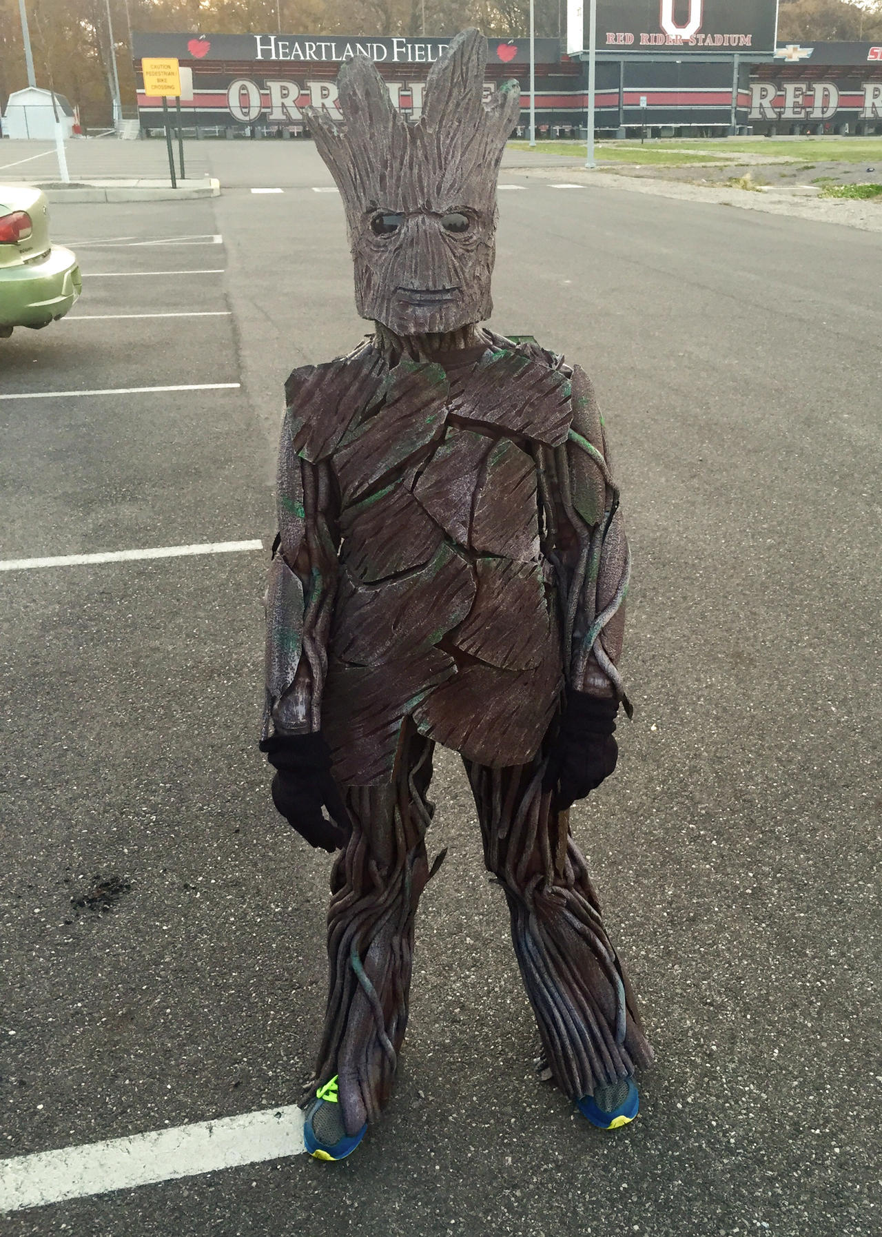 Groot Halloween costume by Ihlecreations on DeviantArt