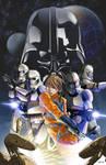 Star Wars Idylls of the Force Promo Art